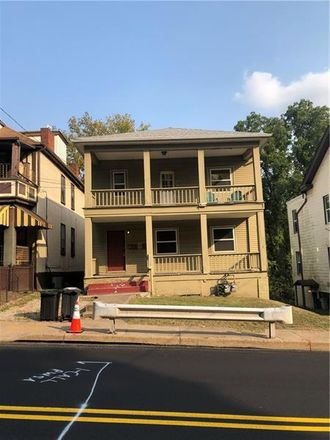 Rent this 0 bed duplex on Hazelwood Avenue in Pittsburgh, PA 15217