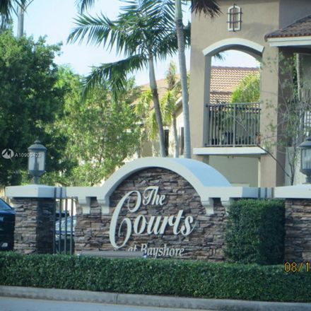 Rent this 3 bed condo on 22641 Southwest 88th Place in Lakes by the Bay, FL 33190