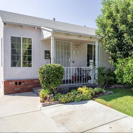 Rent this 2 bed house on 1819 Landis Street in Burbank, CA 91504