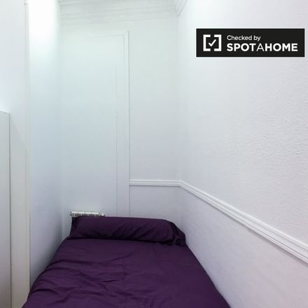 Rent this 12 bed apartment on Calle de Ferraz in 86, 28008 Madrid