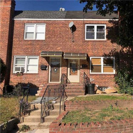 Rent this 3 bed townhouse on 115th Ct in Cambria Heights, NY
