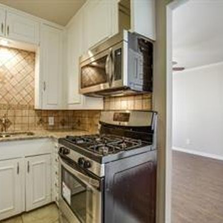 Rent this 1 bed apartment on Cole Avenue in Dallas, TX 75204