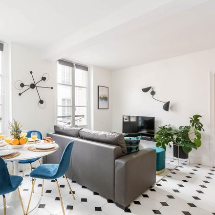 Rent this 1 bed apartment on 69 Rue Charlot in 75003 Paris, France