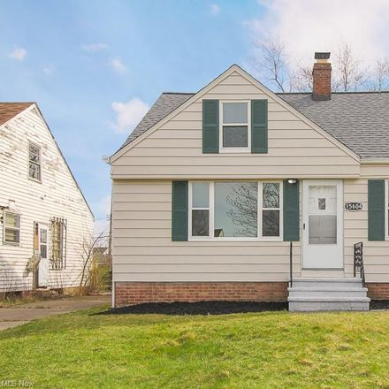 Rent this 3 bed house on 15604 Fernway Drive in Maple Heights, OH 44137