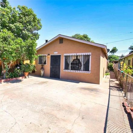 Rent this 2 bed house on East 131st Street in Compton, CA 90059