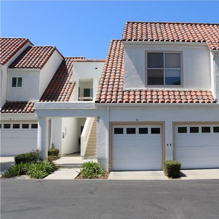 Rent this 2 bed condo on 10 Los Cabos in Dana Point, CA 92629