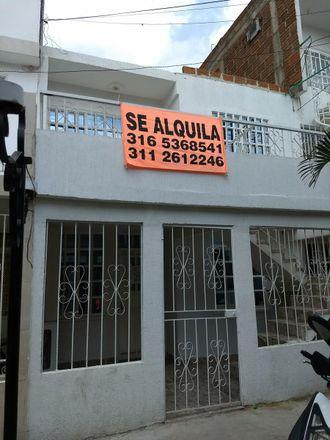 Rent this 2 bed apartment on Carrera 44 in Comuna 15, 760025 Perímetro Urbano Santiago de Cali