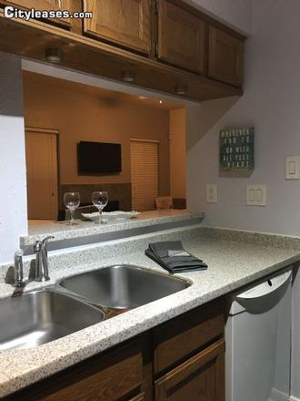 Rent this 1 bed townhouse on 2343 Holly Hall Street in Houston, TX 77054
