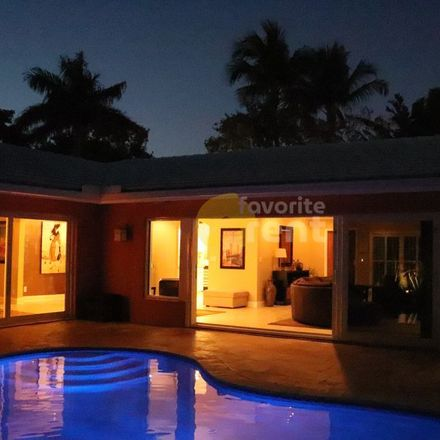 Rent this 3 bed apartment on 2748 Northeast 30th Street in Fort Lauderdale, FL 33306