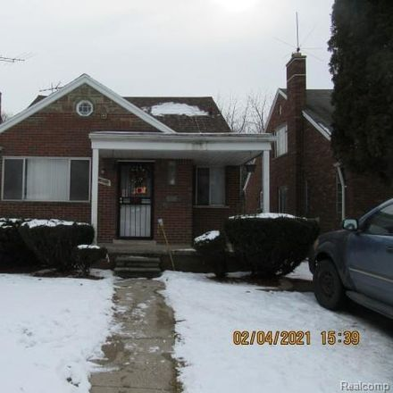 Rent this 3 bed house on 14504 Coram Street in Detroit, MI 48205