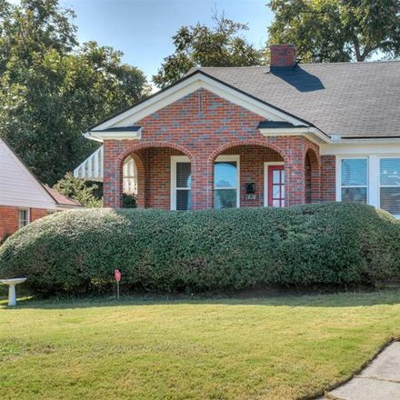 Rent this 3 bed house on 1828 Hampton Avenue in Augusta, GA 30904