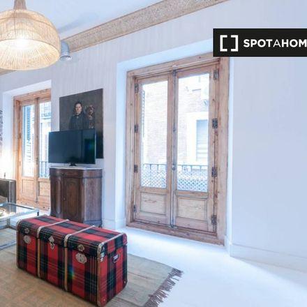 Rent this 1 bed apartment on El 2D in Calle de San Andrés, 18