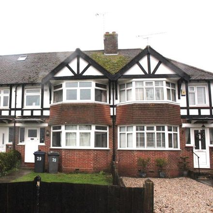 Rent this 4 bed house on 18 Harcourt Drive in Canterbury CT2 8DP, United Kingdom