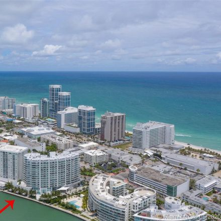 Rent this 3 bed condo on 6700 Indian Creek Drive in Miami Beach, FL 33141
