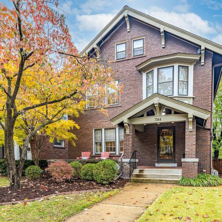 Rent this 5 bed house on 7144 Pershing Avenue in University City, MO 63130