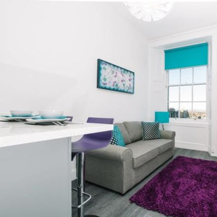 Rent this 2 bed apartment on Tesco Express in 8 Picardy Place, City of Edinburgh