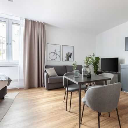Rent this 1 bed apartment on Hutfilterstraße 6-8 in 28195 Bremen, Germany