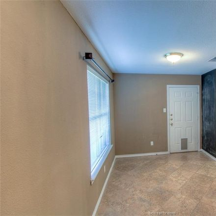 Rent this 3 bed duplex on 2325 Antelope Lane in College Station, TX 77845