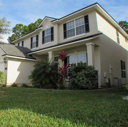 Rent this 4 bed house on 565 Roserush Lane in Jacksonville, FL 32225