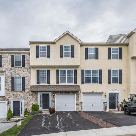 Rent this 3 bed townhouse on 167 Lukens Mill Drive in South Coatesville, PA 19320