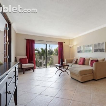 Rent this 2 bed apartment on 1455 North Treasure Drive in North Bay Village, FL 33141