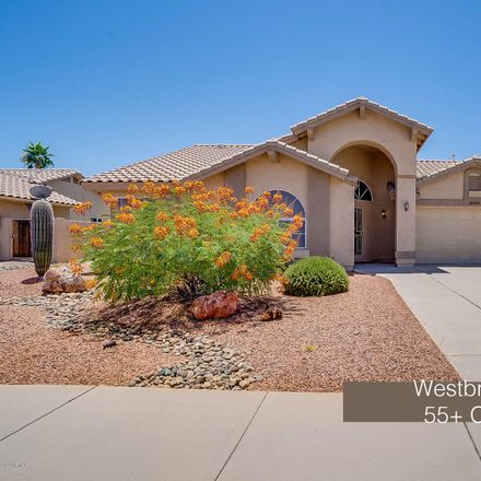 Rent this 3 bed house on 8731 West McRae Way in Peoria, AZ 85382