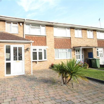 Rent this 3 bed house on Aldon Close in Harbourland ME14 5QF, United Kingdom