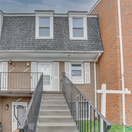 Rent this 2 bed condo on 1033 Margate Court in Sterling, VA 20164