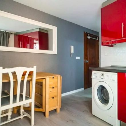 Rent this 1 bed apartment on floresta das escadinhas in Rua da Madalena, 1100-177 Lisbon