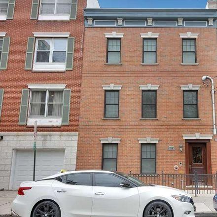 Rent this 2 bed condo on 114 Adams Street in Hoboken, NJ 07030