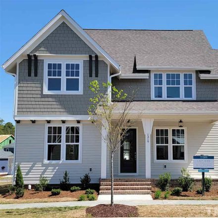 Rent this 5 bed house on 1319 Bradburn Drive in Durham County, NC 27713