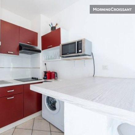 Rent this 1 bed apartment on 148 Rue d'Antibes in 06407 Cannes, France