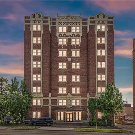 Rent this 2 bed condo on The Whitehall in 323 Emanuel Cleaver II Boulevard, Kansas City