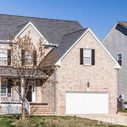 Rent this 4 bed house on 201 Bluffton Dr in Morrisville, NC