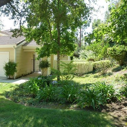 Rent this 3 bed townhouse on Roundtree Pl in Thousand Oaks, CA