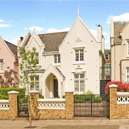 Rent this 5 bed house on 22 Loudoun Road in London NW8 0NA, United Kingdom
