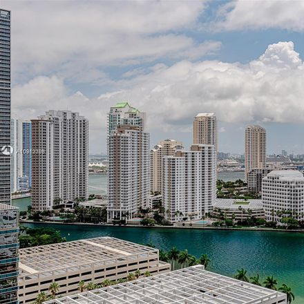 Rent this 1 bed condo on 950 Brickell Bay Drive in Miami, FL 33131