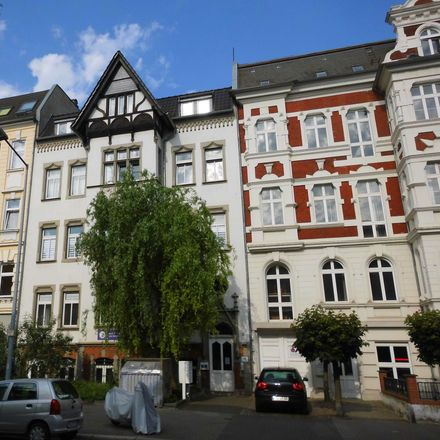 Rent this 1 bed apartment on Gerhart-Hauptmann-Straße 34 in 39108 Magdeburg, Germany
