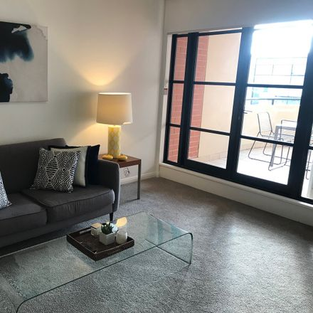 Rent this 2 bed apartment on 601/26 napier street