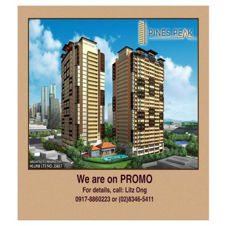 Rent this 0 bed condo on Pines Peak Tower 2 in Pines Street, Buayang Bato