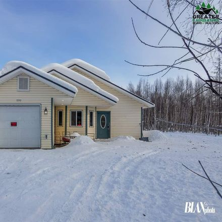 Rent this 3 bed house on Carat Loop in North Pole, AK