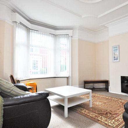 Rent this 1 bed room on Jesmond Methodist Church in Coniston Avenue, Newcastle upon Tyne NE2 3HA