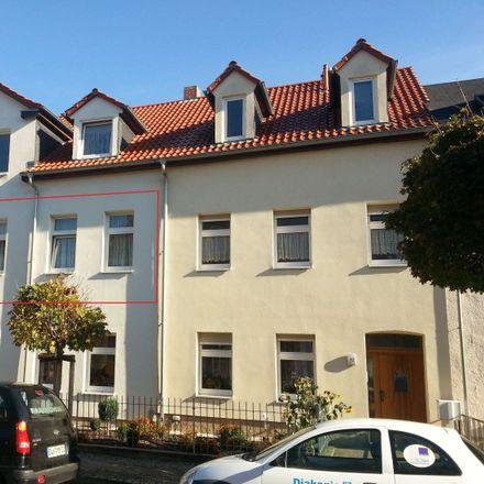 Rent this 2 bed apartment on Gartenstraße in 06618 Naumburg (Saale), Germany