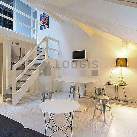 Rent this 2 bed apartment on 80 Place Le Corbusier in 75007 Paris, France