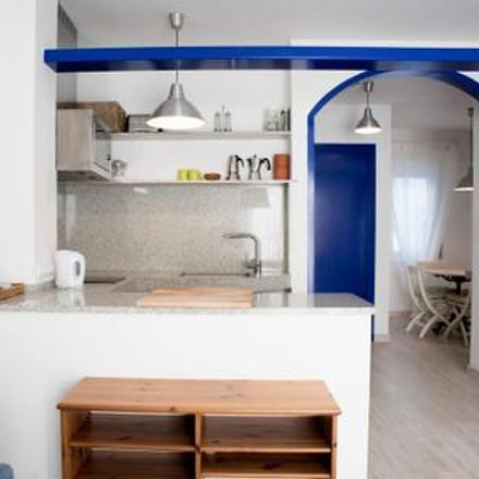 Rent this 1 bed apartment on Sitges in Vinyet, CATALONIA
