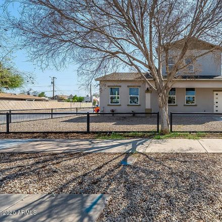 Rent this 3 bed house on 1155 East Fillmore Street in Phoenix, AZ 85006