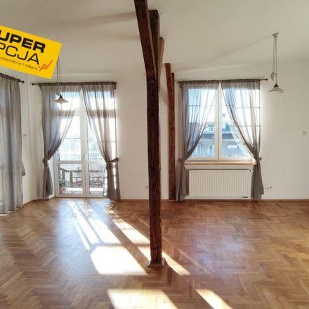 Rent this 4 bed apartment on Aleja Zygmunta Krasińskiego 20 in 30-101 Krakow, Poland