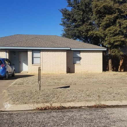 Rent this 3 bed house on 314 East 17th Street in Wolfforth, TX 79382