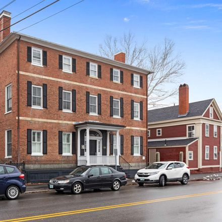 Rent this 2 bed condo on 133 Islington Street in Portsmouth, NH 03801