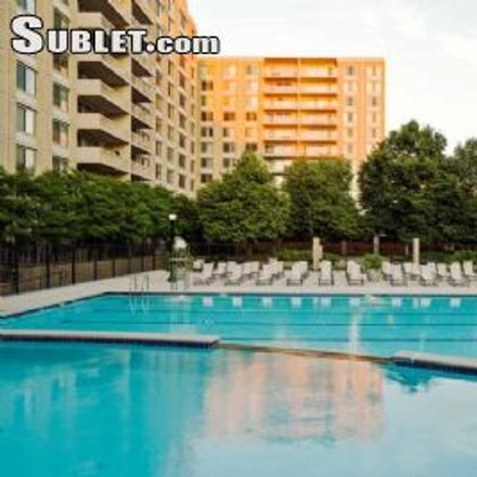 Rent this 2 bed apartment on Crystal Towers Lobby in 1600 South Eads Street, Arlington